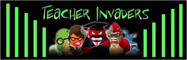 Teacher invaders